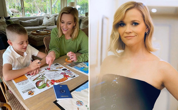 Reese Witherspoon Is Dreaming To Travel To India With Her Son Tennessee, Check Out!