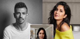 Indian Spinner Yuzvendra Chahal Crashes Katrina Kaif's Instagram Live Session!
