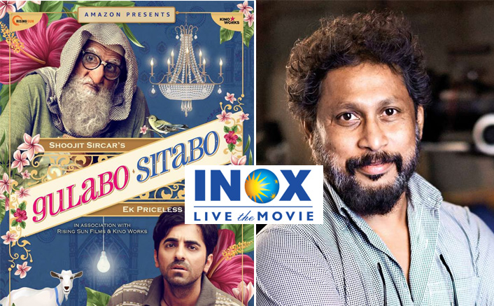 INOX Theatres' Statement SLAMS The Decision Of Amitabh Bachchan, Ayushmann Khurrana's Gulabo Sitabo Releasing On Amazon Prime