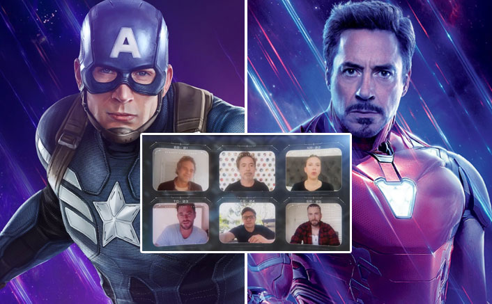 """'Iron Man' Robert Downey Jr Says """"Love You 3000"""", 'Captain America' Chris Evans Says """"Whatever It Takes"""" ONCE AGAIN Leaving Everyone Excited"""