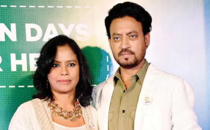 Irrfan Khan's Wife Sutapa REVEALS Of Being Disappointed On Second Delivery