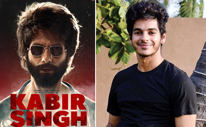"Ishaan Khatter On Shahid Kapoor's Kabir Singh Row: ""I Think Most People Largely Misconstrued The Film"""