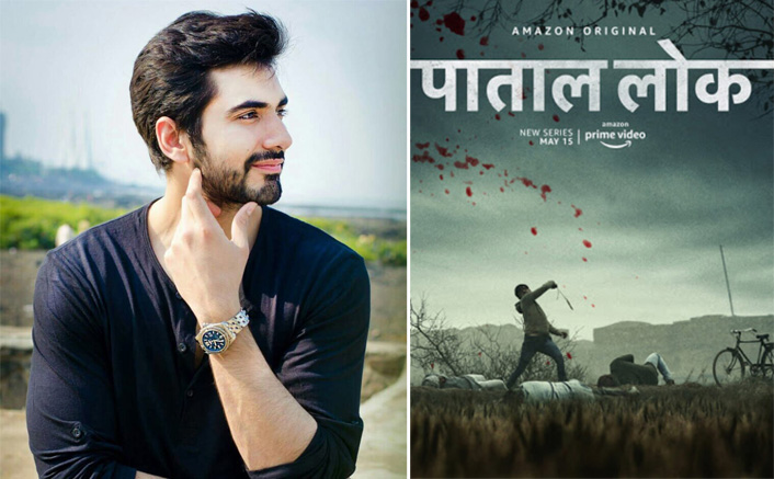 Ishwak Singh Points Out The Biggest Difference Between Paatal Lok & His Other Bollywood Projects
