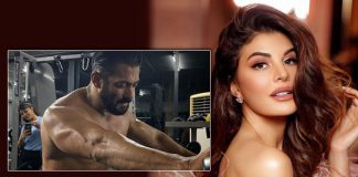 "Jacqueline Fernandes Teases Fans With A HOT Salman Khan Pictures, Says ""There's A Lot More To Come"""