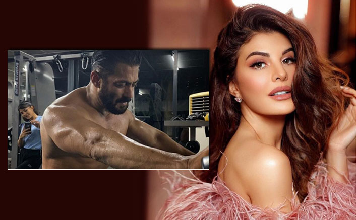 """Jacqueline Fernandes Teases Fans With A HOT Salman Khan Pictures, Says """"There's A Lot More To Come"""""""