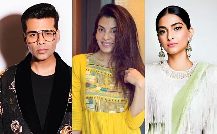 Jacqueline Fernandez, Sonam Kapoor, Karan Johar & 150 Global Stars Join Hands For OneHuManity Live For COVID-19 Relief