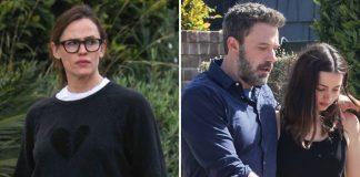 Jennifer Garner Sad To See Ben Affleck Move On & Be So Happy With Ana De Armas?