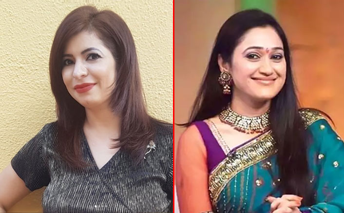 Jennifer Mistry AKA Roshan Sodhi Of Taarak Mehta Ka Ooltah Chashmah Reveals How Dayaben AKA Disha Vakani Dealt With Prank Calls