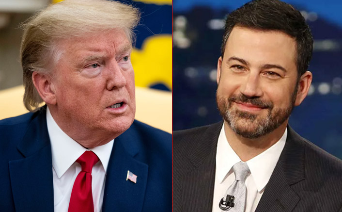 "Jimmy Kimmel TROLLS Donald Trump: ""The President Is Mad At An App..."""