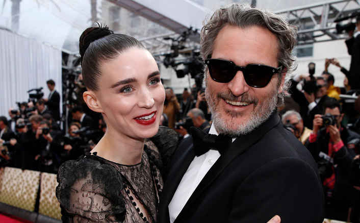 Joaquin Phoenix & Fiance Rooney Mara Are Expecting Their First Child