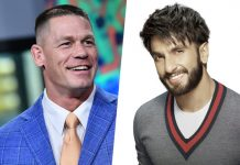 John Cena Posts Hilarious Picture Of Ranveer Singh, The Actor Reacts