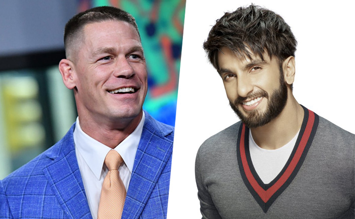 John Cena Photoshops Ranveer Singh's Pic With WWE Legend Stone Cold & The Result Is HILARIOUS!
