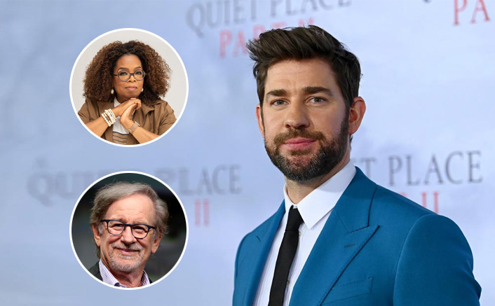 John Krasinski's 'Some Good News' Ft. Steven Spielberg, Oprah Winfrey & Others Was An Enlightening Treat For Viewers