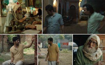 Jootam Phenk From Gulabo Sitabo OUT! Piyush Mishra's Voice Brightens The Tomfoolery Between Amitabh Bachchan & Ayushmann Khurrana