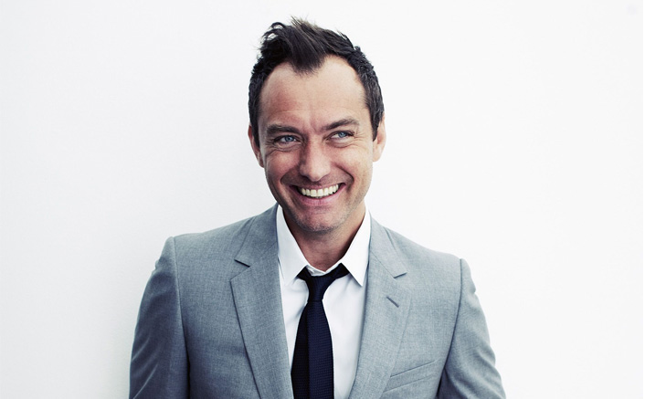 Jude Law To Become A Father For The 6th Time, Deets Inside