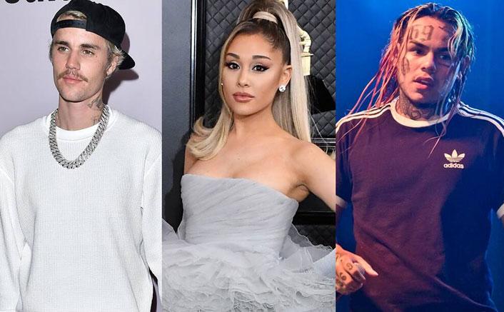 Justin Bieber & Ariana Grande ACCUSED Of Buying Billboard Top Spot By Gooba Singer Tekashi 6ix9ine