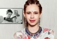 Kalki Koechlin Croons 'La Vie En Rose' For Daughter Sappho & Internet Is LOVING It!