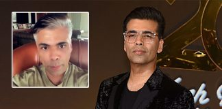 Karan Johar treats himself with new look on birthday