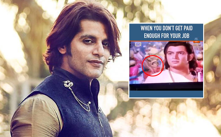 "Karanvir Bohra Won't Apologise For Ramayan Meme; Says, ""I Didn't Disrespect The Gods..."""