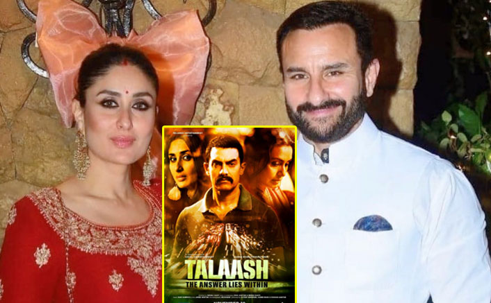 Kareena Kapoor Khan Reveals Saif Ali Khan Rejected Talaash Because He Wanted To Do A More Commercial Film At That Time