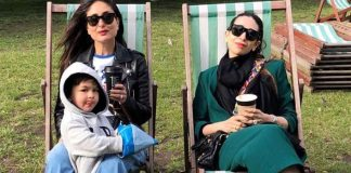 Kareena, Karisma share pic of their boys in lockdown