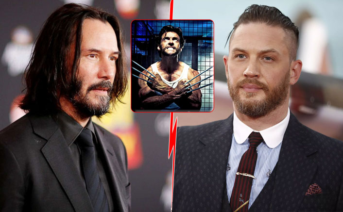 Keanu Reeves VS Tom Hardy As Wolverine? These Fan-Art Pictures Are A Great Suggestion To Marvel!