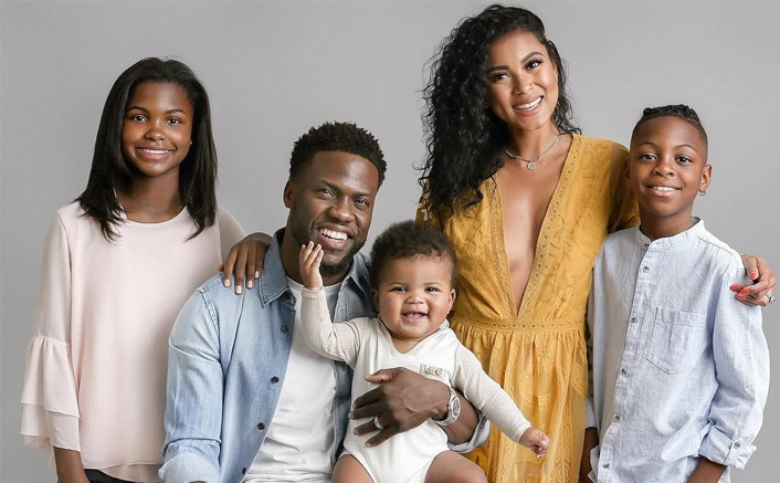 Kevin Hart Confesses His Family Is Finding Him 'Annoying' During Lockdown
