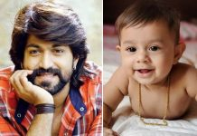 KGF Star Yash With His Son In This Adorable Picture Will Make You Go AWW! Checkout