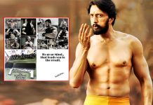 Kichcha Sudeep: Follow your mind, be your own guide
