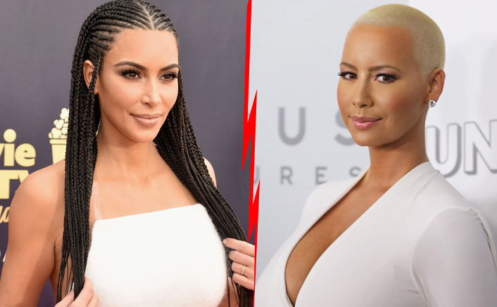 Kim Kardashian VS Amber Rose: The S*xting, Cheating Allegations & More - CELEBRITY RIVALS #1