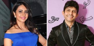 Rakul Preet Singh Gives A Perfect Reply To KRK As He Asks If She Is Buying Alcohol Amid Lockdown