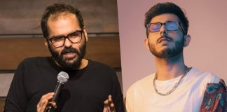 Kunal Kamra GetsBrutally Trolled For Roasting CarryMinati In 'Aaja Beta Carry Teko RoastSikhaye'