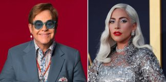 "Lady Gaga On Her Mentor Elton John: ""He's Always Challenged Me To Keep My Head Above Water"""