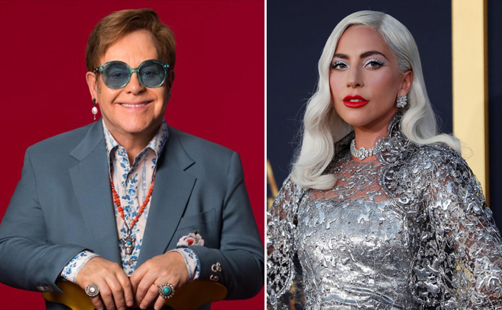 """Lady Gaga On Her Mentor Elton John: """"He's Always Challenged Me To Keep My Head Above Water"""""""