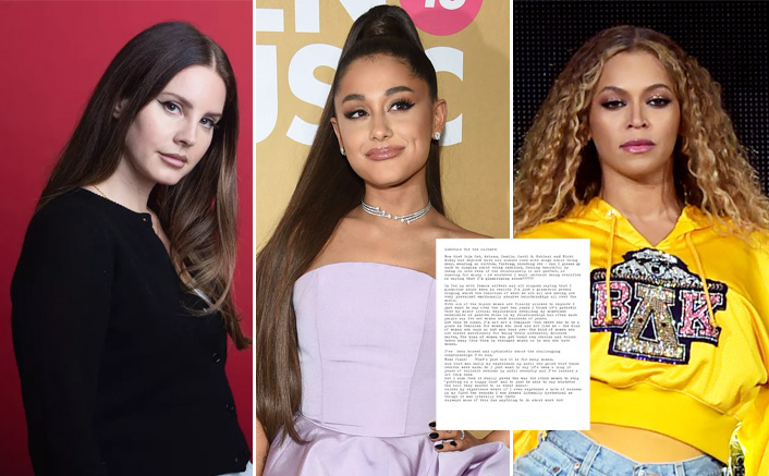 Lana Del Rey SLAMS Beyoncé, Ariana Grande & Other Female Singers For Making Songs About Being S*xy, Fu**ing & Cheating
