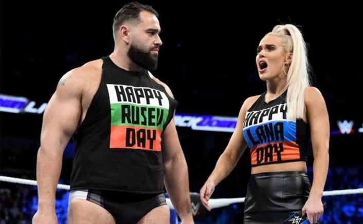 "Lana REACTS On WWE Releasing Rusev: ""Karma Is A Bitch"""