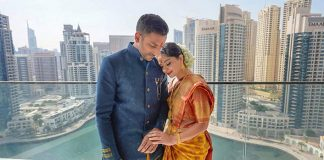 Leading Marathi Actress Sonalee Kulkarni Introduces Fiance Kunal Benodekar To The World On Her Birthday, PICS