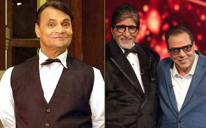 "Lilliput On His Relationship With Amitabh Bachchan & Dharmendra: ""You Think Of Them As Gods, They Think Of You As Arrogant"""