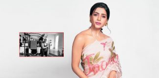 Samantha Akkineni Sweats Out At Home By Doing THESE Simple Exercises