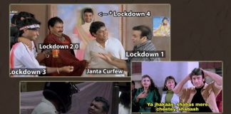 #Lockdown4: Even Before PM Narendra Modi's Speech At 8 Tonight, THESE Bollywood Memes Flood Twitter