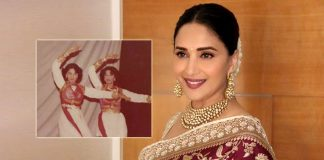 Madhuri Dixit shares throwback pic from school dance competition