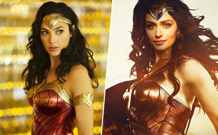 Manushi Chillar Wants To Play Wonder Woman On-Screen & We're Already Mesmerized By The Looks Of It!