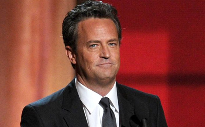 FRIENDS' Matthew Perry AKA Chandler Is Looking For Love Online! Girls, Are You Listening?