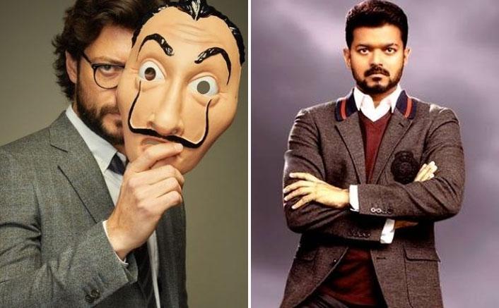 Money Heist: Director Alex Rodrigo Feels THIS Tamil Superstar Can Nail The Professor AKA Álvaro Morte's Role