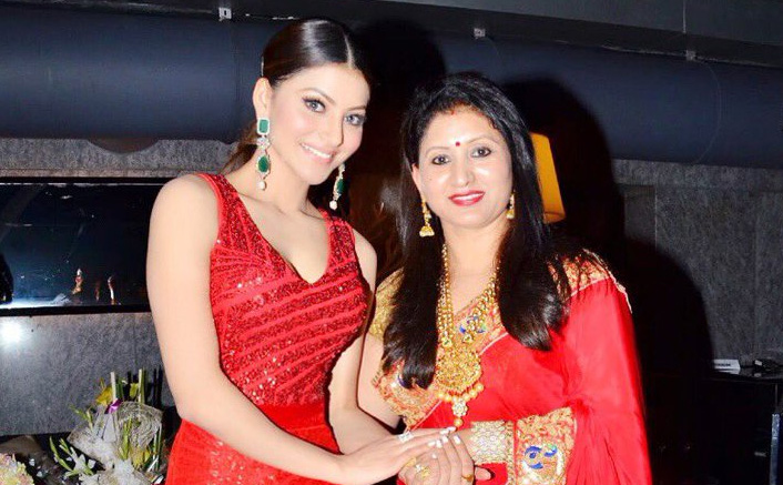"""Mothers Day 2020: """"My mother is a superwoman and Wonder Woman, she was always there to motivate and support me"""" says Urvashi Rautela"""