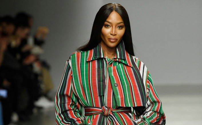 """Naomi Campbell On COVID- 19: """"I Really Felt Like The Mother Nature Needed A Break"""""""