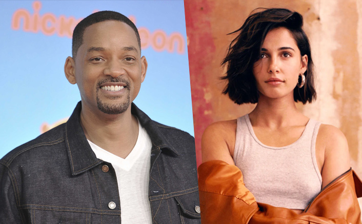 Naomi Scott REVEALS The 'Towel On My Head' Awkward Moment While Meeting Will Smith For The First Time