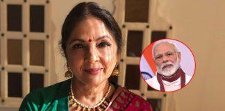 Neena Gupta supports PM Modi's 'vocal for local' mantra