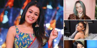 Neha Kakkar Becomes Second Most Watched Female YouTuber, Leave Behind Billie Eilish, Ariana Grande & Nicki Minaj