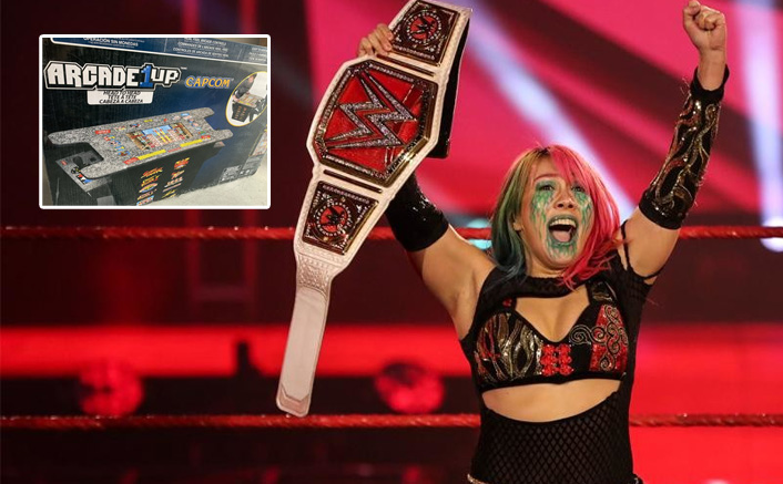 WWE: New RAW Women's Champion Asuka Rewards Herself With An Entertaining New Purchase!